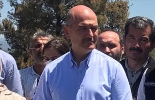 İçişleri Bakanı Soylu: Lütfen nefret dilinden,...