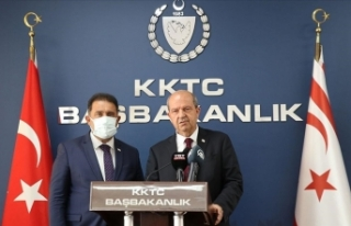 KKTC Cumhurbaşkanı Tatar: Maraş'ı bir 46...