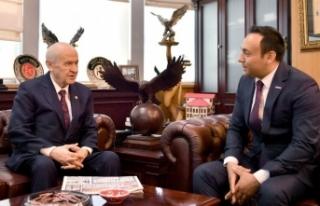 MHP Lideri Devlet Bahçeli: Anayasa Mahkemesi hesabını...