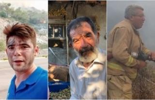 Orman yangınlarında hayatını kaybedenlerin hikayeleri...