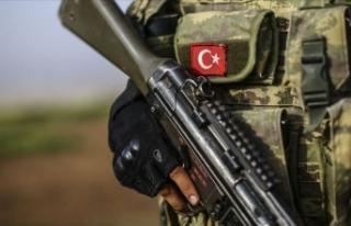 Pençe operasyonu bölgesinde 7 PKK'lı terörist...