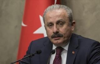 TBMM Başkanı Mustafa Şentop: Yangınların biri...