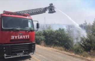 TSK, pek çok bölgede yangın söndürme ve tahliye...