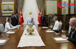 YAŞ kararları açıklandı: 17 general ve amiral...