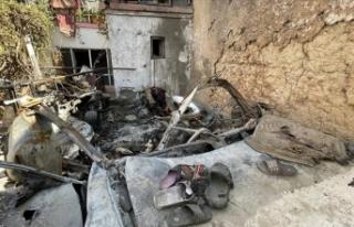 ABD ordusu ve istihbaratı Kabil'de 10 sivilin...