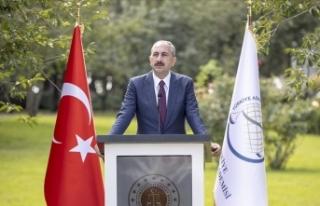 Adalet Bakanı Gül: Adaletin asıl tecelligahı temiz...