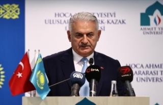 AK Parti Genel Başkanvekili Yıldırım: ABD, Afganistan'dan...
