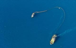 Akdeniz'de petrol kirliliğine karşı 20 bin...