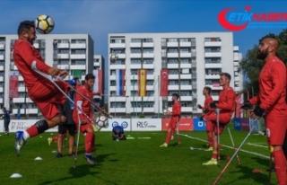 Ampute Milli Futbol Takımı Avrupa Şampiyonası'nda...