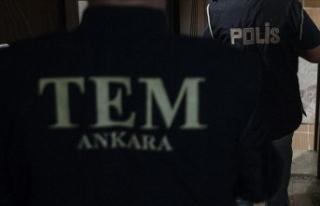 Ankara'daki DEAŞ operasyonunda 12 şüpheli...