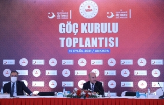"""Bakan Soylu: """"Düzenli ve düzensiz göçün yönetilmesi..."""
