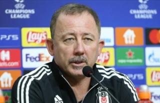 Beşiktaş Teknik Direktörü Yalçın: Kazanmak için...