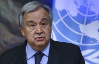BM Genel Sekreteri Guterres: Afganistan konulu konferansta...