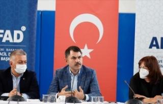 Çevre ve Şehircilik Bakanı Kurum: Antalya ve Muğla'da...