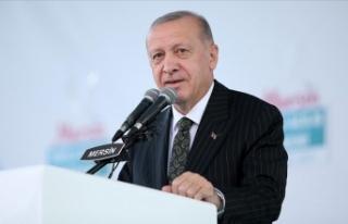 Cumhurbaşkanı Erdoğan: Akkuyu Nükleer Santrali...