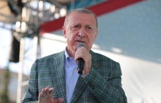 Cumhurbaşkanı Erdoğan: Büyük ve güçlü Türkiye...