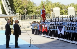 Cumhurbaşkanı Erdoğan, Kongo Demokratik Cumhuriyeti...