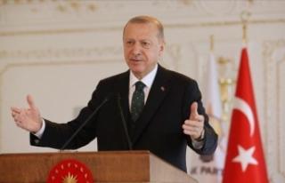 Cumhurbaşkanı Erdoğan: Türkiye inşallah bu defa...