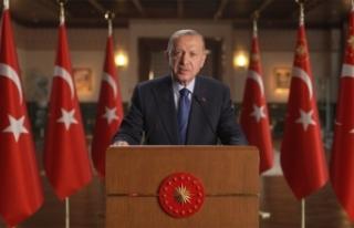 Cumhurbaşkanı Erdoğan: Ülkemiz iklim kriziyle...