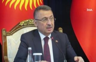 """Cumhurbaşkanı Yardımcısı Oktay: """"FETÖ'nün..."""