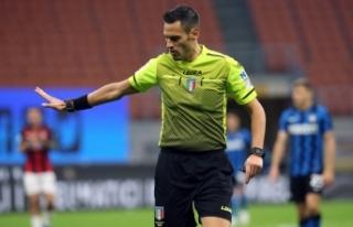 E.Frankfurt - Fenerbahçe maçının hakemi Maurizio...