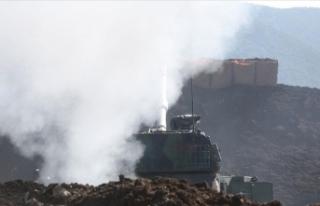 Irak'ın kuzeyinde 4 PKK'lı terörist etkisiz...