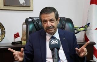KKTC Dışişleri Bakanı Ertuğruloğlu: Cenevre'de...