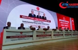 MHP Genel Başkan Yardımcısı Kalaycı, partisinin...