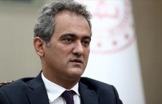 """Milli Eğitim Bakanı Özer: """"Okullar ilk açılan..."""