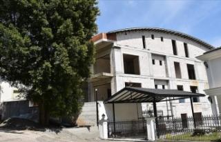 MSB: Gazilerimiz için inşa edilen Gazi Konuk Evi'ni...
