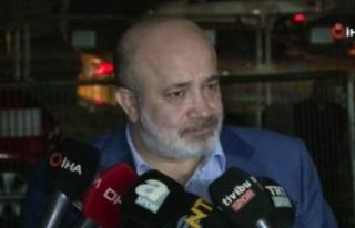 Murat Sancak: 'Bir deliye, deli denmez'