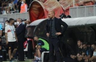 """Nestor El Maestro: """"Futbolda galibiyet gibi mağlubiyet..."""