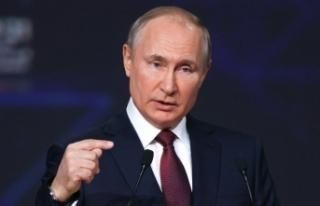 Putin: 'Afganistan'daki geçiş sürecinde...