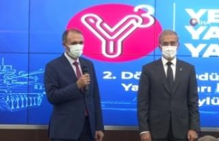 """Savunma Sanayii Başkanı Demir: """"47 Ar-Ge projesini..."""