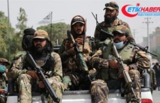 Taliban yakın zamanda düzenli ordu kuracağını...