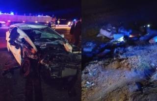 Tatvan'da trafik kazası: 7 yaralı