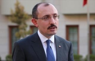 Ticaret Bakanı Muş'tan iki ayda ikinci Irak...