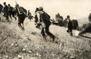 Türk'ün büyük zaferi Sakarya Meydan Muharebesi...