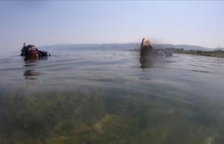 Yalova'daki su altı kazıları tarihe ışık...