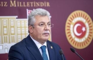 AK Parti Grup Başkanvekili Akbaşoğlu: Paris İklim...