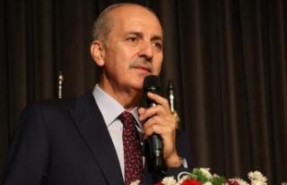 AK Parti'li Kurtulmuş: Büyük medeniyetimizin...