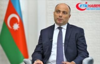 Azerbaycan Kültür Bakanı Kerimov: Ermenistan Karabağ'daki...