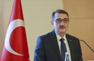 Bakan Dönmez: Azerbaycan'la 11 milyar metreküplük...