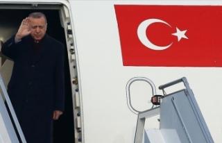 Cumhurbaşkanı Erdoğan'ın Afrika'daki...