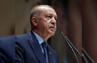 """Cumhurbaşkanı Erdoğan: """"Küresel sistem derin..."""