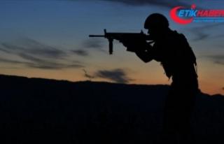 Fırat Kalkanı bölgesinde bir askerimiz şehit oldu