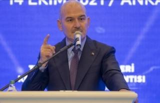 İçişleri Bakanı Soylu: Sordum, 'Arkadaşlar...