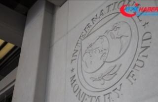 IMF Türkiye ekonomisinin 2021 büyüme tahminini...