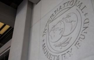 IMF: Enflasyonun 2022 ortasına kadar salgın öncesi...