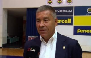"""Kemal Danabaş: """"Euroleague şampiyonluğu için..."""